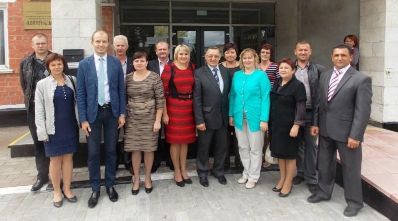 Обсуждение Комплекса мер по реализации в системе ФПБ основных положений Программы социально-экономического развития Республики Беларусь на 2016-2020 годы Кричев