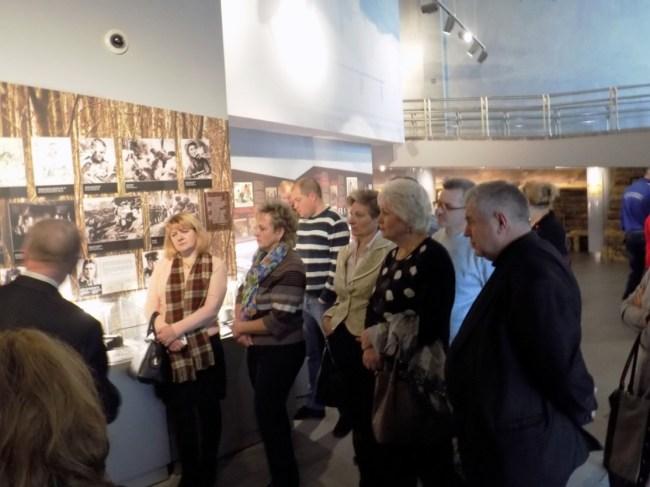 Могилёвское ГКУ специализированное автопредприятие Музей Великой Отечественной войны