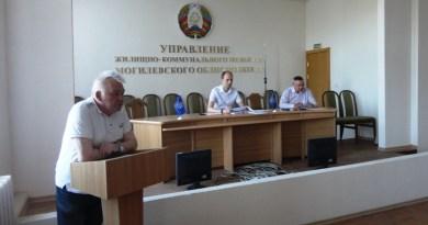 Заседание Президиума областного комитета профсоюза Жуйков. Кулешов. Луконин