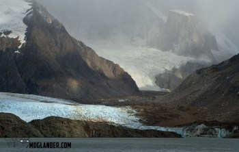 Glaciers in the Morning
