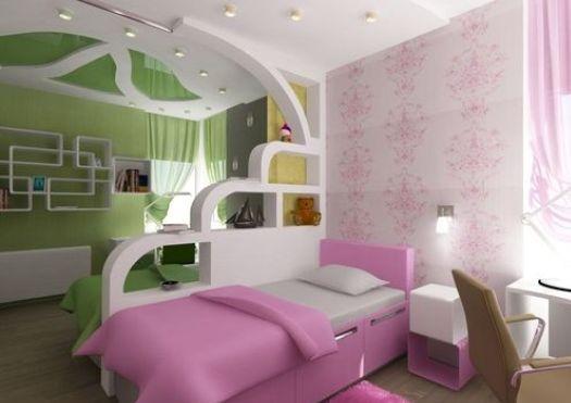 Дизайн комнаты по зонам. Зонирование гостиной с разными комнатами: кухней, столовой, спальней, кабинетом
