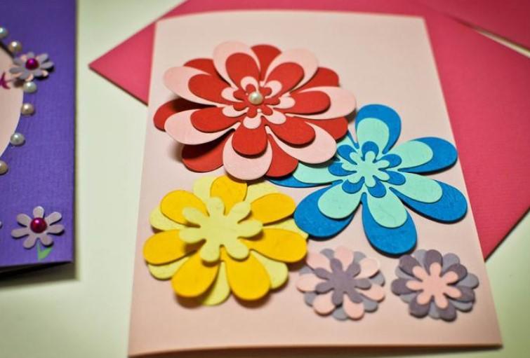 На день матери открытки своими руками, баракат флэш открытки