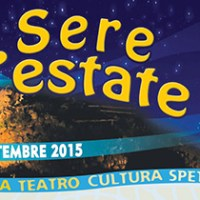 Sere d'Estate, Mogoro 2015