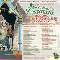 Sagra Campestre di S. Maria Cracaxia 2015.