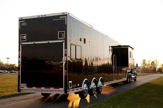 Trailers Alum Haulers Car