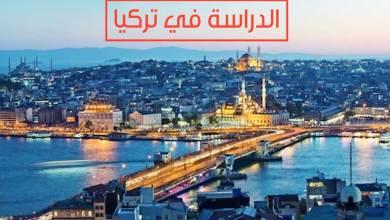 Photo of مميزات الدراسة في تركيا