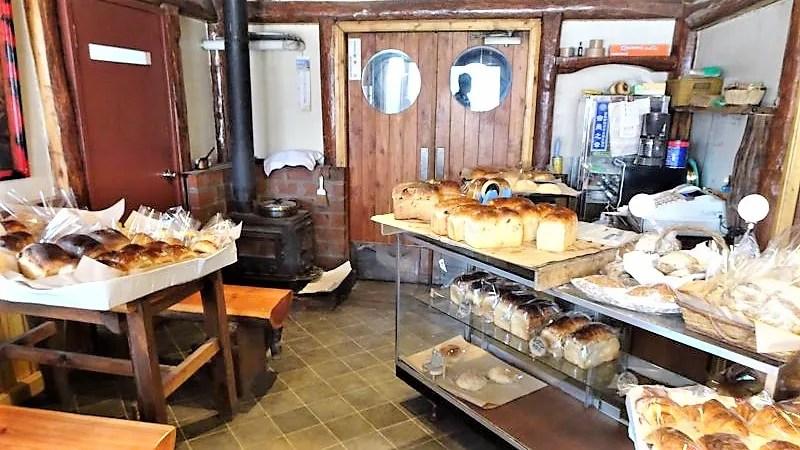 森のパン屋