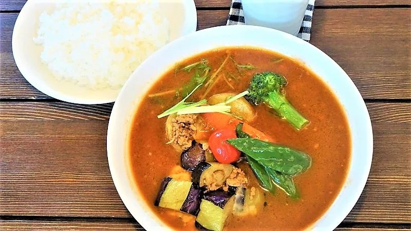 CURRY&CAFE 晴れの日/長沼町