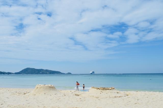 アジアリゾート比較 パトンビーチ