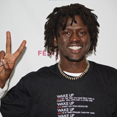 15 ThinGs You Didn't Know About Emmanuel Jal