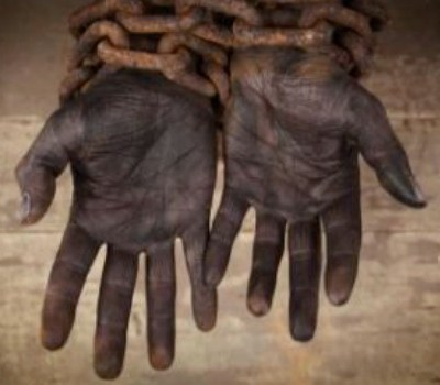 African countries with the most slavery