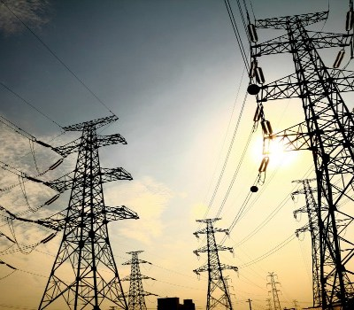 importing power from South Africa