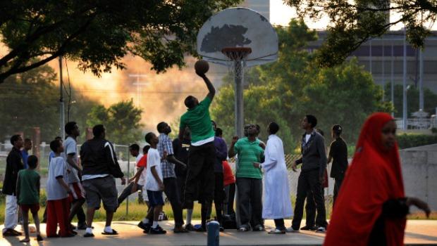 118787553 Somali Muslims in Minneapolis, U.S. Getty