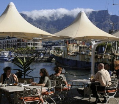 V&A Waterfront. Getty