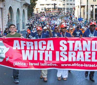 africa-israel ties