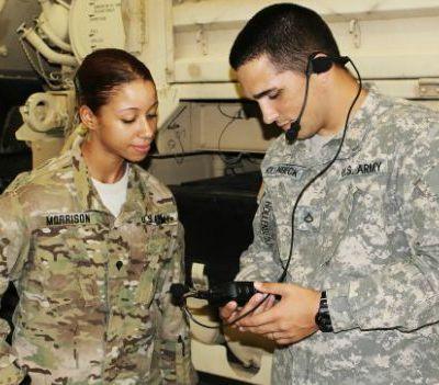 language translator U.S. Army