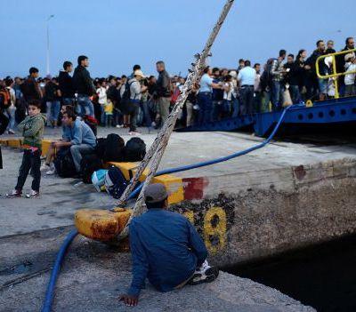 migrant crisis human trafficking