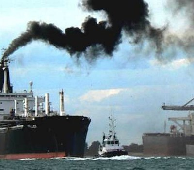 Pollute African Ports