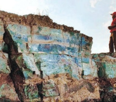 U.S. mining company sells African copper mine