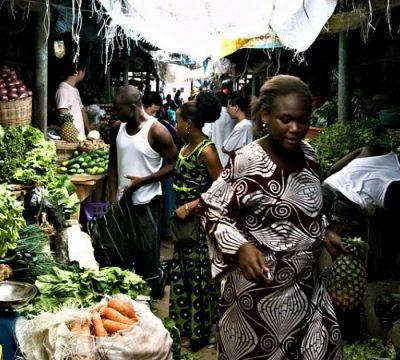 street markets in lagos