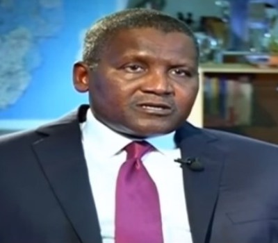 Dangote says government should sell assets