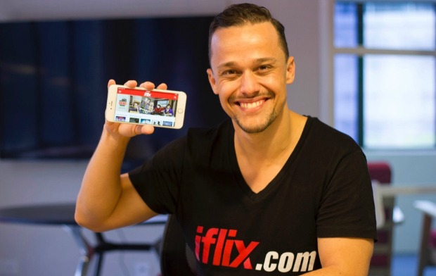 Video streaming service iflix CEO Mark Britt. Photo: Tech in Asia