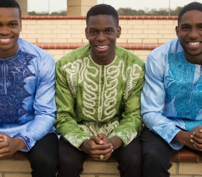 Nigerian-American startup - Ikenna Nzewi, Isaiah Udotong and Uzoma Ayogu are the Nigerian-American founders of Releaf. Photo - Just Shoot Photography
