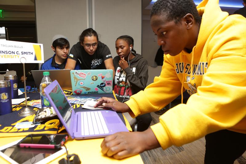 HBCU hacker teams