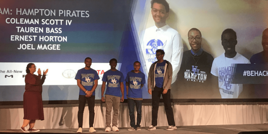 HBCU hacker teams