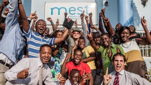 Tech incubator - The Meltwater Entrepreneurial School of Technology (MEST) in Ghana. Photo - Movemeback