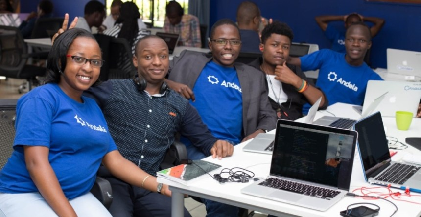 Andela has built a strong presence on Instagram. Photo - Techmoran