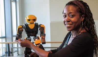 Ayanna Howard, Roboticist | MAKERS