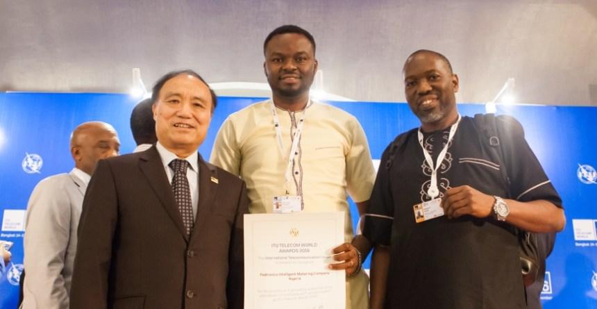 Ifediora Ugochukwu is the electronics engineer behind iMeter. Photo - Brand Times
