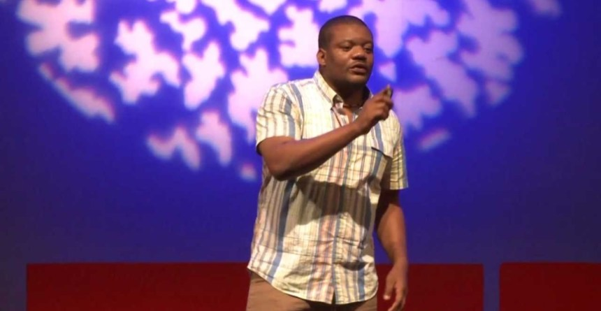 Nnaemeka Ikegwuonu came up with the concept for ColdHubs. Photo - YouTube