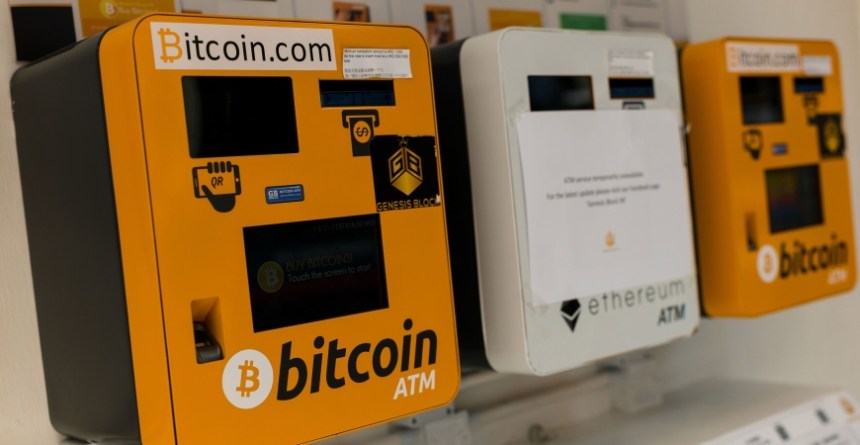 cryptocurrency ATM