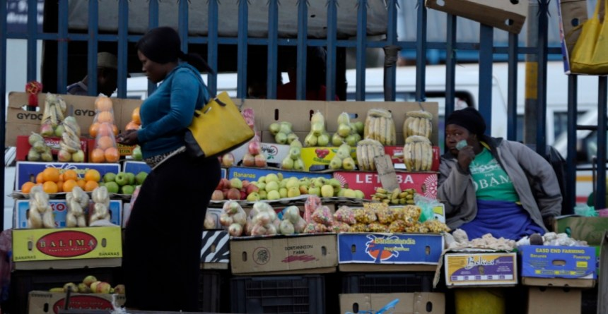 Kenyan mobile produce platform