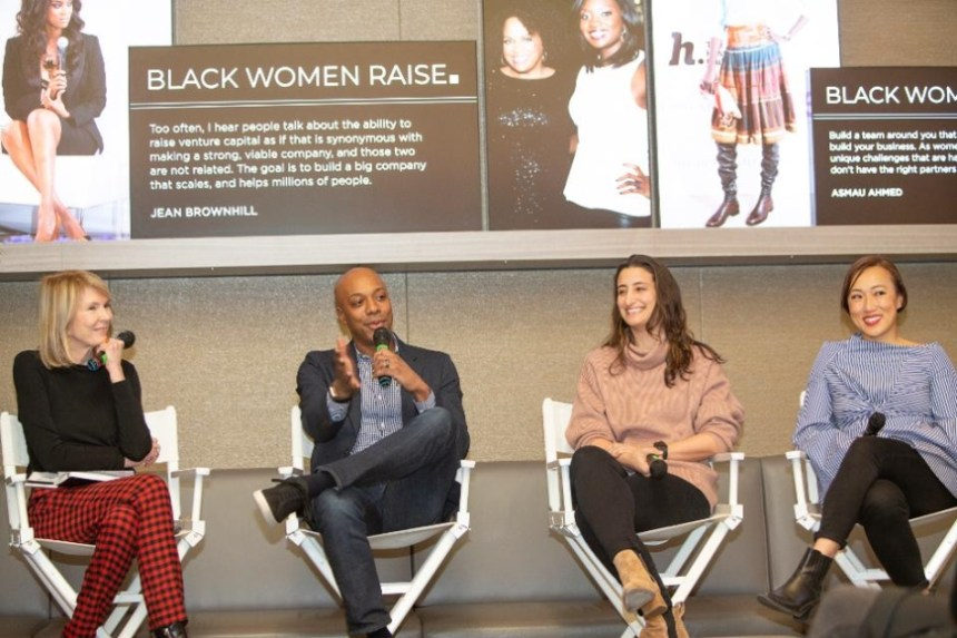black female founders