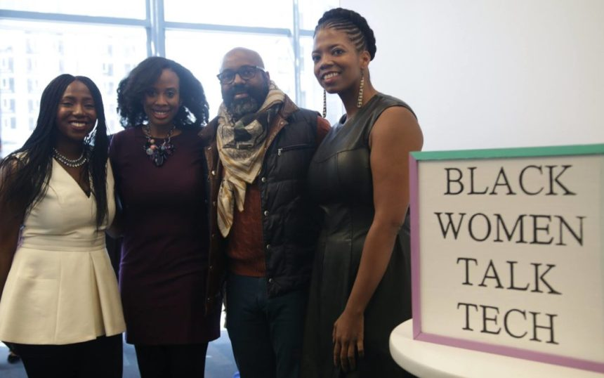 Black Women Talk Tech