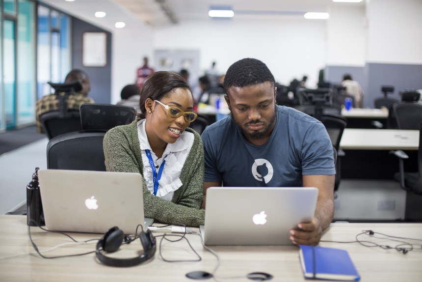 co-working space African programmers