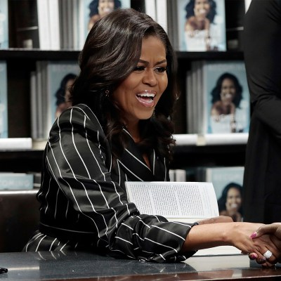 Michelle Obama's new book