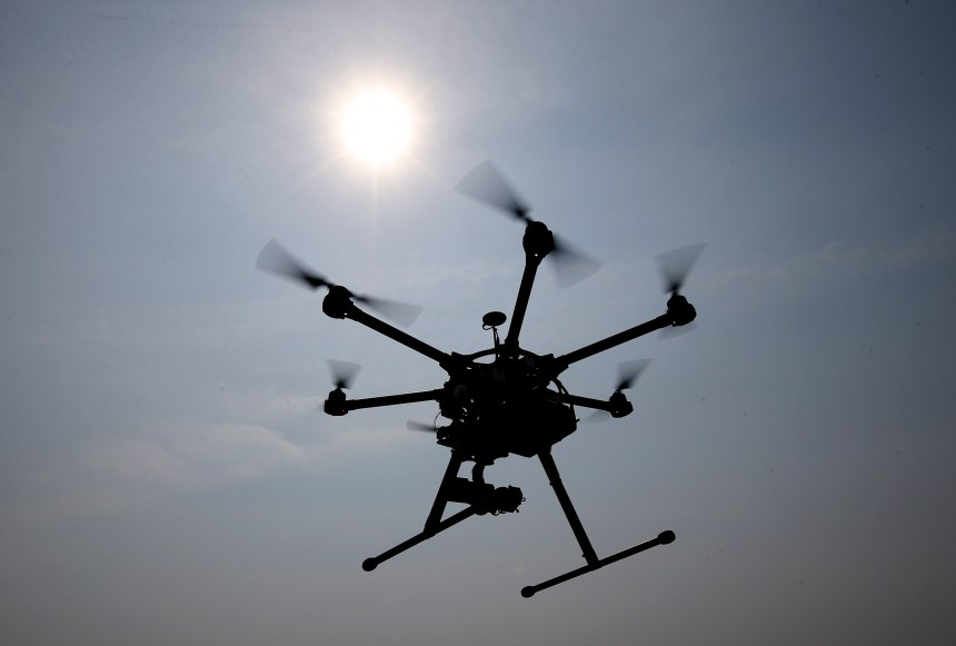 South African drone