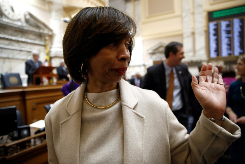 Baltimore mayor