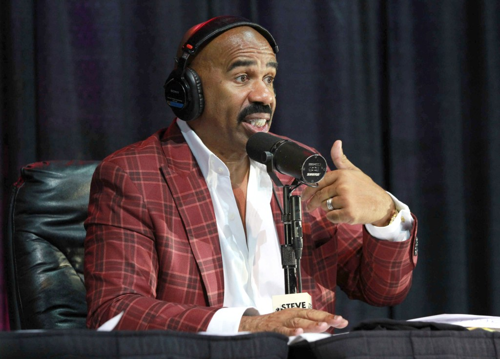 Steve Harvey TV Show Cancelled After Preaching Rich People