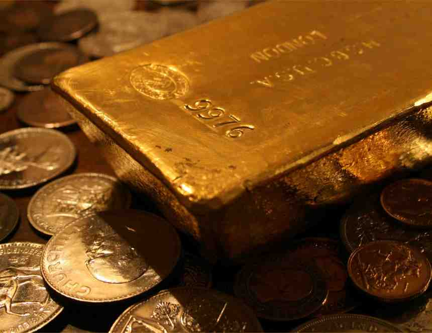 gold central banks exchange-traded funds