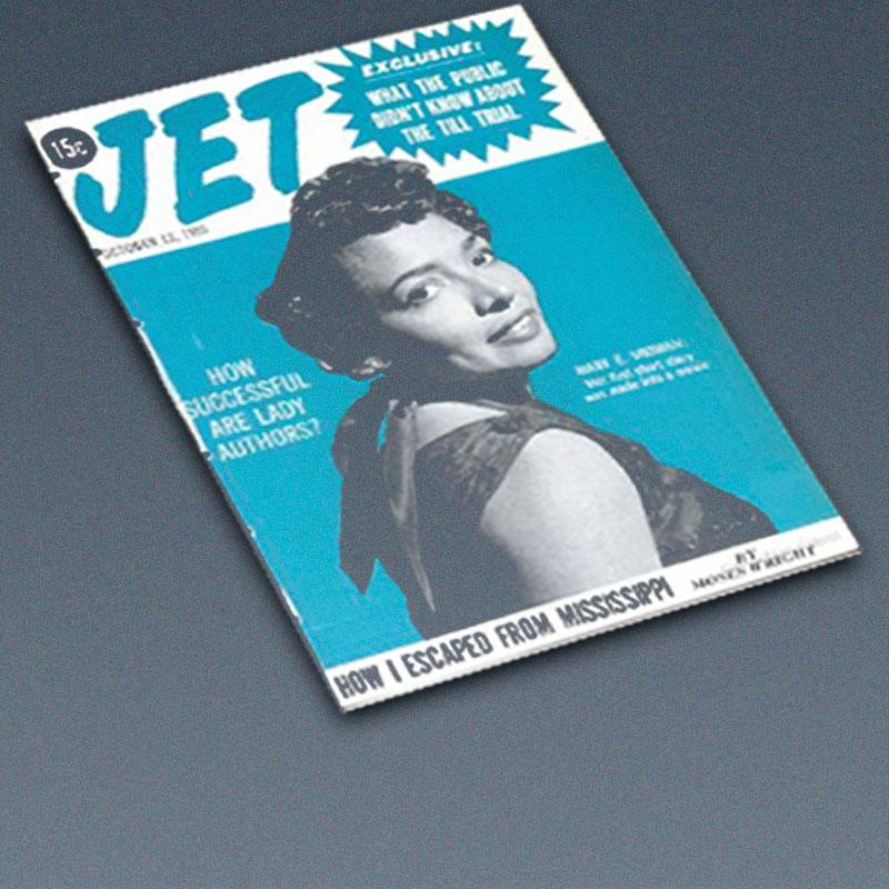 Ebony and Jet