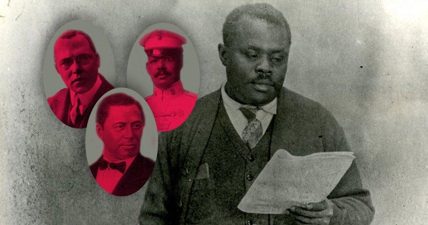 Marcus Garvey FBI