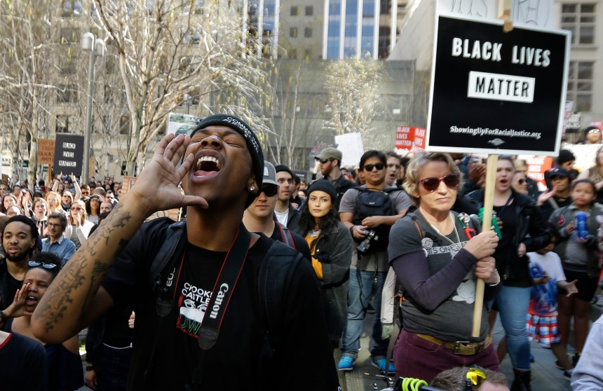 Black Identity Extremists