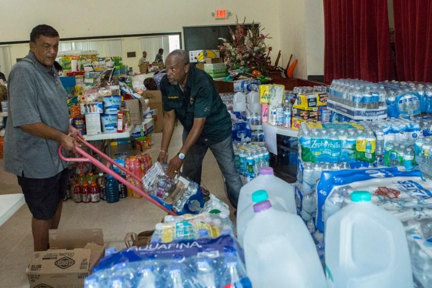 Bahamas hurricane relief