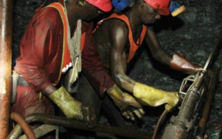 Gold mining South Africa gold industry