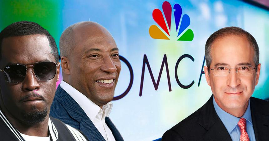Diddy, Byron Allen and Comcast